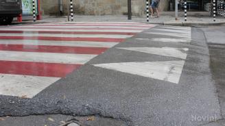 81-годишен шофьор блъсна жена на пешеходна пътека в Добрич