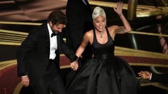 Хит на Лейди Гага оглави класацията на най-добрите филмови песни