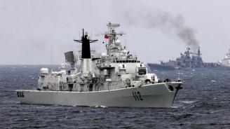 Върнатите от Москва на Киев военни кораби пристигнаха в Украйна