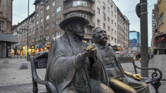 Възстановиха бастуна на Пенчо Славейков