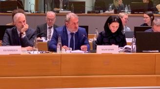 България поиска диалог и сътрудничество с всички европейски държави във връзка с борбата с трафика на културни ценности