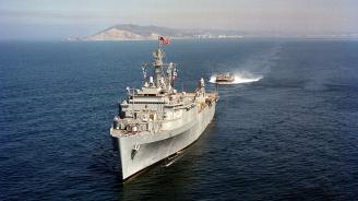 Американски военни кораби са преминали през спорни води в Южнокитайско море