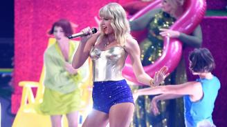 Скандалът между Тейлър Суифт и бившата ѝ звукозаписна компания се разраства