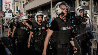 Турските власти започнаха широкомащабна антитерористична операция
