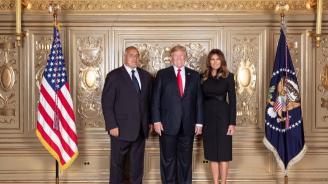 Борисов заминава за САЩ, води при Тръмп и част от кабинета си