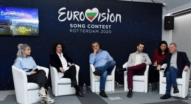 """Виктория Георгиева ще представя България на """"Евровизия"""" 2020 в Ротердам."""