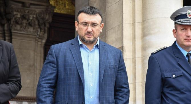 Министър на Вътрешните работи Младен Маринов ще открие новата сградата