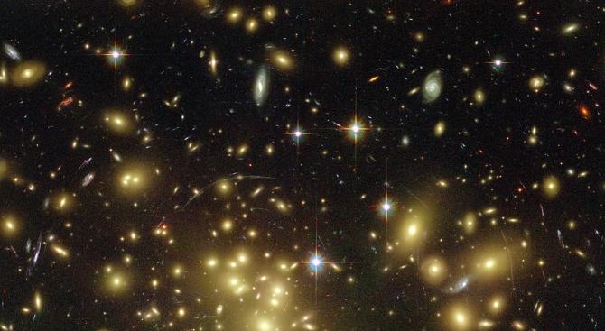 Китайски астрономи откриха почти 20 галактики-джуджета без тъмна материя близо