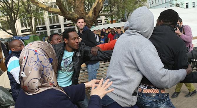 Мигранти подлагат на натиск традиционните престъпни банди в Германия