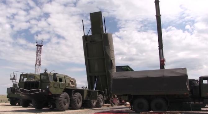 Русия показа най-новото си стратегическо оръжие пред американски експерти