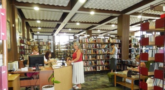 Библиотеката в Търговище е домакин на гостуваща изложба за живота и делото на Капитан Петко Войвода