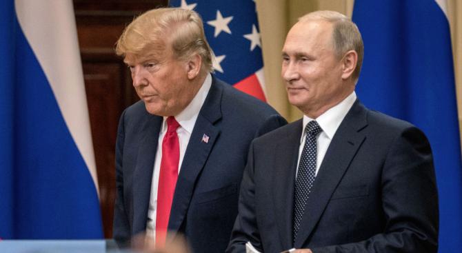 Русия с предложение към САЩ относно ядрения договор между двете страни