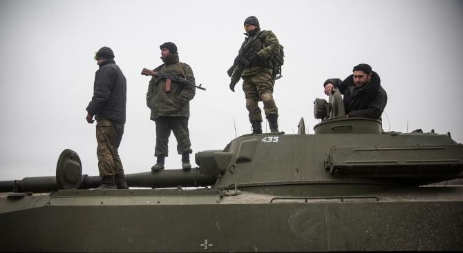 Руска медия: Минимални са шансовете за прекратяване на огъня в Източна Украйна