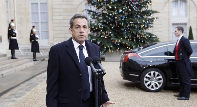 Никола Саркози: Западът залязва
