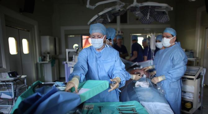 В Александровска болница спасиха живота на млада жена с исхемичен мозъчен инсулт