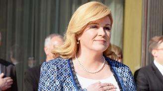Хърватският президент: Няма да спра да пея!