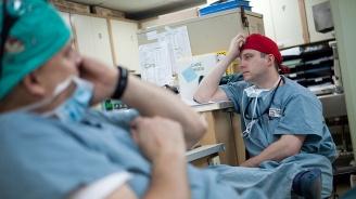 Лекар изсмука близо литър урина от пикочния мехур на мъж, за да спаси живота му