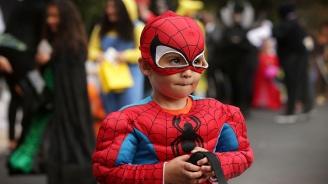 5-годишно дете се надруса с кокаин и се обяви за Спайдърмен