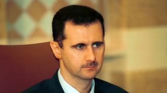 Башар Асад: Доналд Тръмп ме разсмива