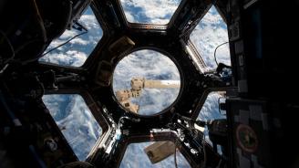 Тоалетната в американския отсек на МКС се повреди