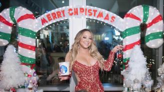 """Марая Кери постави три рекорда на Гинес с коледния си хит """"All I Want for Christmas is You"""""""