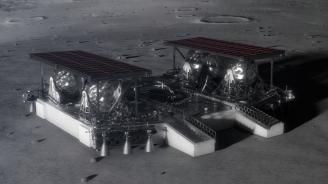 НАСА представи прототип на следващия си спускаем апарат на Луната