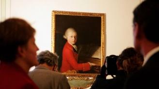Продадоха за 4 млн. евро портрет на 13-годишния Моцарт
