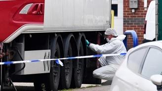 Камион с български номера, превозващ 25 мигранти, катастрофира  в Северна Македония