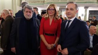 Хайко Маас пред Екатерина Захариева: Българската външна политика заслужава уважение