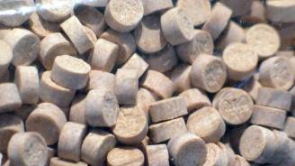 Осъдиха мъж за притежание на амфетамини