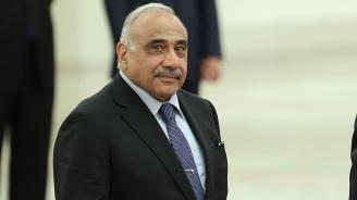 Премиерът на Ирак хвърля оставка