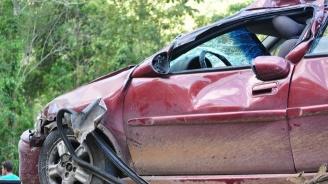 Катастрофа ограничава движението в района на село Пролаз
