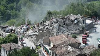 51 са вече жертвите на земетресението в Албания