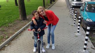 Венета Райкова трепти над сина си