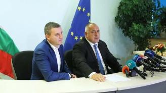 Борисов: Министрите в кабинета не искат да работят с Бисер Петков, Деница Сачева ще е новият социален министър