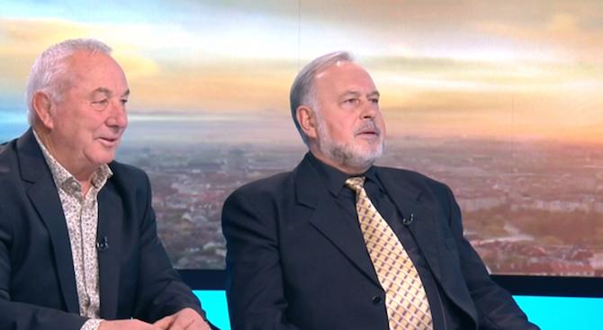 Славчо Велков и Георги Мърков: Няма да бъдем политически лица на ГЕРБ