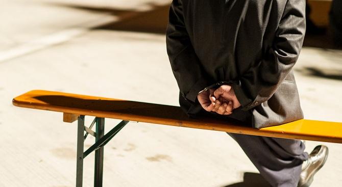 Задържаха мъж, обявен за общонационално издирване