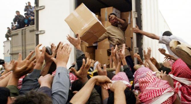 168 милиона души по света ще имат нужда от спешна помощ догодина