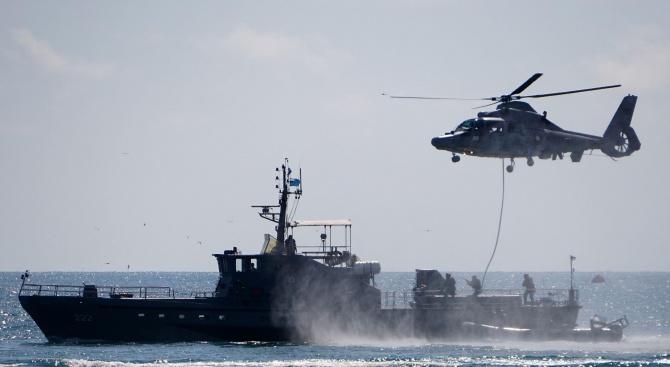 Купуваме два военни кораба от Нидерландия за близо 2 млн. евро
