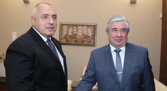 Борисов:  Както България, така и Русия са заинтересовани да си сътрудничат