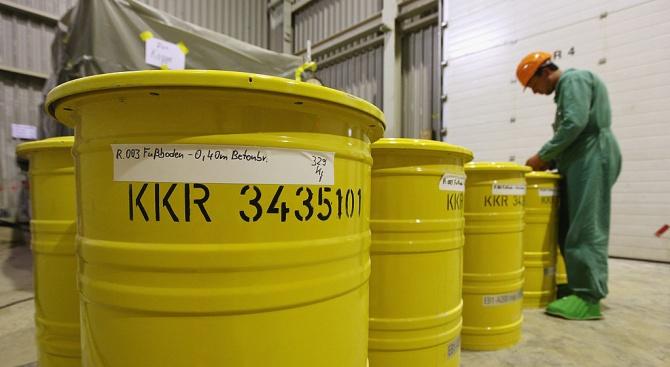 Европол разби престъпна група за контрабанда с ядрени материали
