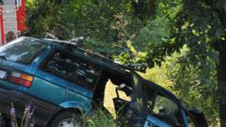 Закопчаха мъж след полицейска гонка в Шумен
