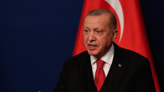 Ердоган: Блокираме план на НАТО, ако не признае заплахите срещу Турция