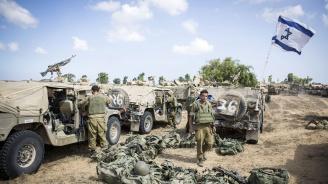 Израелски военни кацнаха в Албания