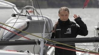 Грета Тунберг пристигна в Европа с яхта, за да участва в преговорите за климата