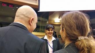 Лаура Кьовеши: Европейската прокуратура трябва да бъде независима и силна
