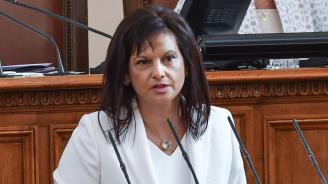 Дариткова: 2020 г. ще имаме гарантирана финансова устойчивост на системата на здравноосигурителните плащания