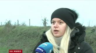 """Глобиха млада жена, ранена при катастрофа с глиган на магистрала """"Тракия"""""""