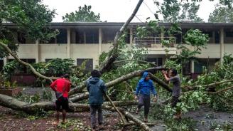 Увеличава се броят на жертвите на тайфуна във Филипините
