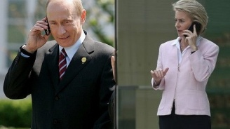 Путин проведе телефонен разговор с Урсула фон дер Лайен
